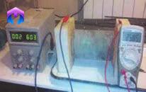 آزمایش تعیین مقاومت الکتریکی بتن