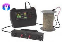 آزمایش مقاومت الکتریکی بتن