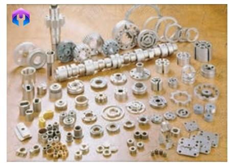 قطعات صنعتی که به این روش