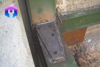 انواع اتصالات سازه فولادی